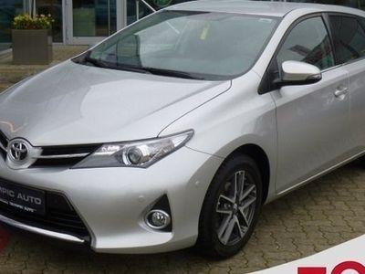 gebraucht Toyota Auris 1.6 Edition*SITZH.*KAMERA*USB*PARKSENSOREN