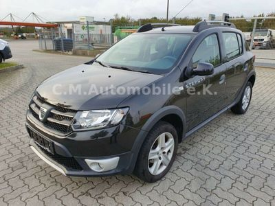 gebraucht Dacia Sandero II Stepway Prestige Klima Navi TÜV NEU