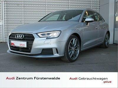 gebraucht Audi A3 Sportback 35 TDI Stronic sport AZV ACC DAB LED NA