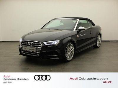 gebraucht Audi S3 Cabriolet TFSI S tronic / DIENSTWAGEN