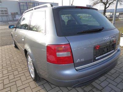 gebraucht Audi A6 Avant 2.5 TDI **TOP**AHK-ABN**AUT**ALLWETTER