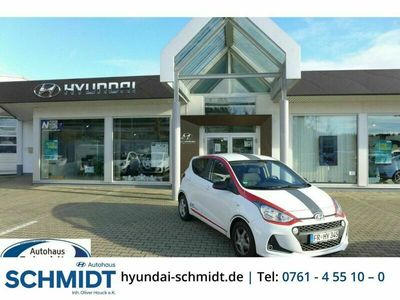 gebraucht Hyundai i10 1.2 87PS YES! Plus Navi+Standheizung