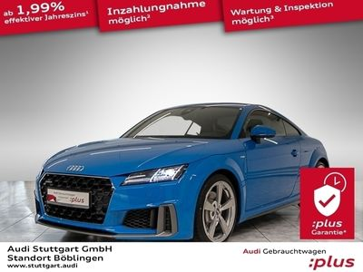 gebraucht Audi TT Coupé 45 TFSI quattro S tronic