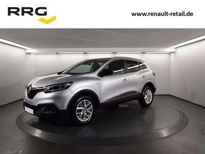 gebraucht Renault Kadjar LIMITED DELUXE TCe 130 EDC PDC/KLIMA/NAV