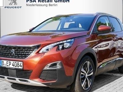 gebraucht Peugeot 3008 Allure HDI 130