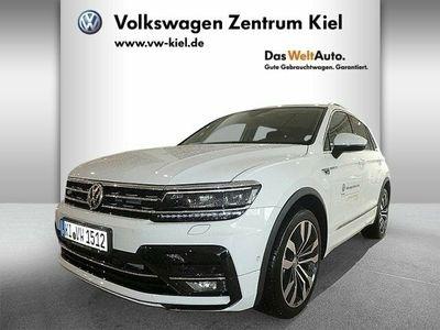 gebraucht VW Tiguan Highline 2.0 TSI DSG ACC DAB+ Navi R-Line