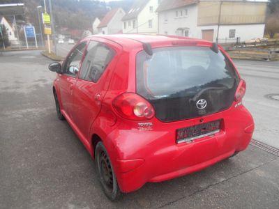 gebraucht Toyota Aygo **Euro 4**5 türen**