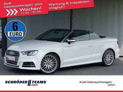 gebraucht Audi S3 Cabriolet TFSi quattro S tronic Matrix ACC B&O