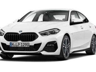gebraucht BMW 218 i M Sport LED Navi Shz DAB DKG