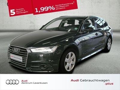 gebraucht Audi A6 Avant 2.0 TDI quattro S TRON BOSE LEDER AHK