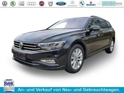 gebraucht VW Passat Variant Elegance High - MJ 2021   Navi LED Alu PDC