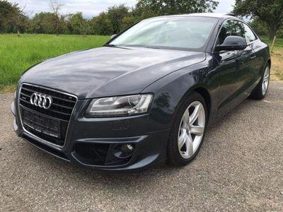 gebraucht Audi A5 Coupe 3.0 TDI quattro S-Line