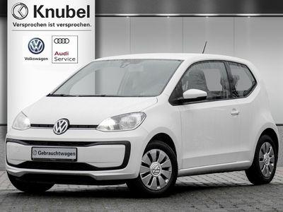 gebraucht VW up! move 1.0 Klima RKamera drivepack+ Tel. GRA
