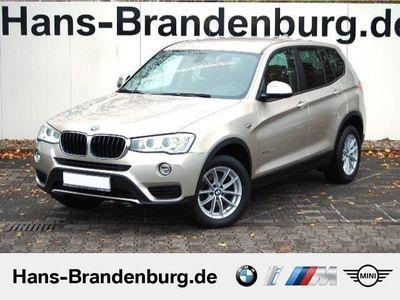 gebraucht BMW X3 sDrive 18dA VORLAUFFAHRZEUG ab 10/2016 verfügbar