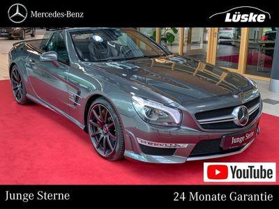 gebraucht Mercedes SL63 AMG AMG Roadster