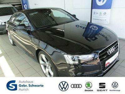 gebraucht Audi A5 Coupe quattro 2.0 TDI S-tronic (EU6) S line
