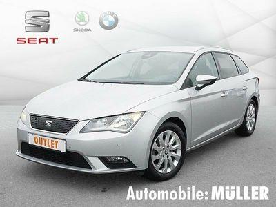 gebraucht Seat Leon ST1.6TDI|EU6|Klimaauto|Navi|Sihz|Tempo|