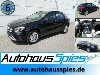 gebraucht Mercedes GLA180 7G-DCT EURO6 Navi Tempomat