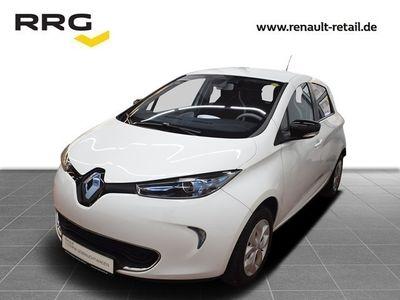 second-hand Renault Zoe LIFE AUTOMATIK zzgl. BATTERIE KLEINWAGEN