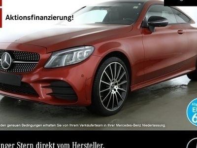 gebraucht Mercedes C300 4MATIC Coupé