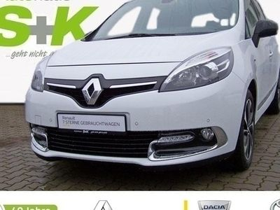gebraucht Renault Scénic BOSE Edition dCi 130 ++WKR+Panoramadach++