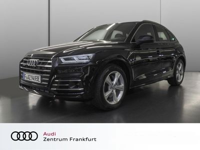 gebraucht Audi Q5 TFSI e 55 quattro S tronic Matrix-LED HuD B&O S Line Matrix LED AIR HeadUp