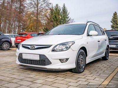 gebraucht Hyundai i30 cw 1.6 CRDi