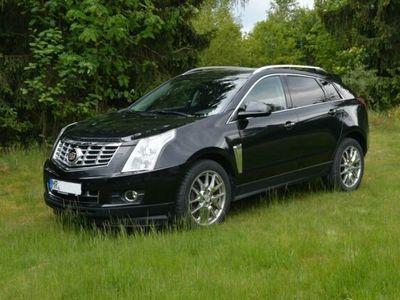 gebraucht Cadillac SRX 3.6 V6 AWD Sport Luxury VOLLAUSSTATTUNG