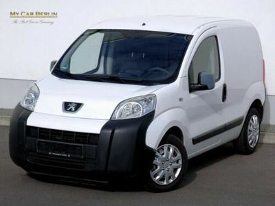 begagnad Peugeot Bipper 73 Airbag*Servo*Transporter*ALWETTER*