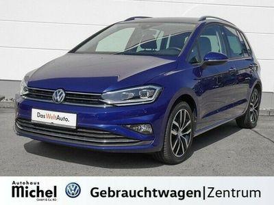 gebraucht VW Golf Sportsvan 1.5 TSI JOIN ACC LED Navi Klima S