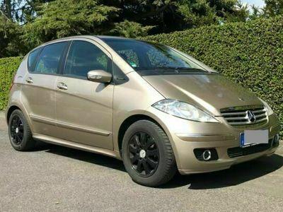 gebraucht Mercedes A150 Elegance-Automatik/Klima/SitzHzg/Tempo/AHK