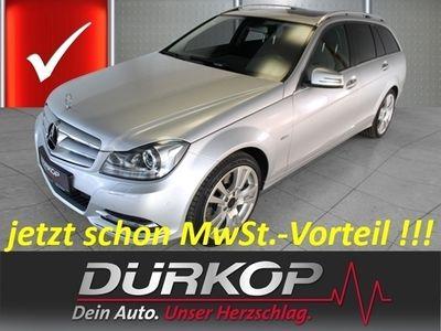 gebraucht Mercedes C350 CGI AVANTGARDE Xenon/Navi/AHK BlueEfficiency