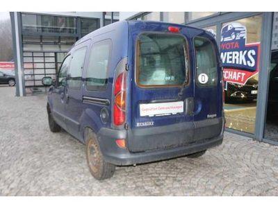 gebraucht Renault Kangoo 1.2 Authentique