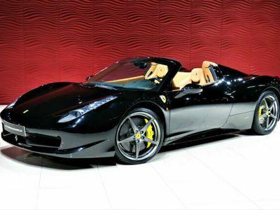gebraucht Ferrari 458 Spider *RACING-SITZE*CARBON*JBL*APPROVED*
