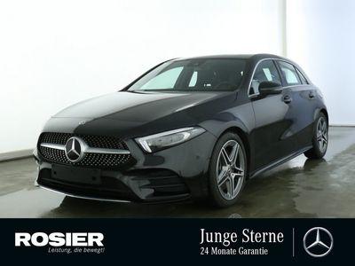 gebraucht Mercedes A250 4M AMG Sport LED Pano Navi SHD Spurh.-Ass.