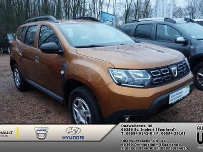 gebraucht Dacia Duster SCe 115 2WD Essential, Neues Modell