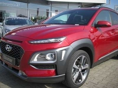used Hyundai Kona 1.6 T-GDi DCT 4WD Style + CAM + Klima +