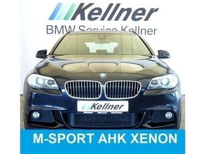 gebraucht BMW 525 d M-Sport Navi,Bi-Xenon,AHK schwenkbar,Alcan