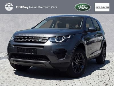 gebraucht Land Rover Discovery Sport Si4 SE 177 kW, 5-türig