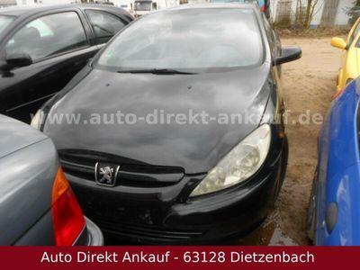 gebraucht Peugeot 307 CC 135 *TÜV 09-2019*Vollleder*Klima