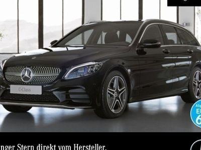 gebraucht Mercedes C220 d T 4M AMG Pano Multibeam COMAND Kamera PTS