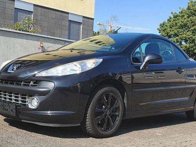 gebraucht Peugeot 207 CC Sport Cabrio-Coupe