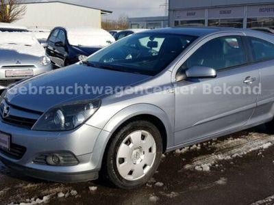 gebraucht Opel Astra GTC 1.9 CDTI Sport Vollleder Xenon