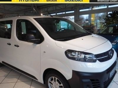 "gebraucht Opel Vivaro Cargo EDITION/""M""/AHK/Klima/teilverglast"