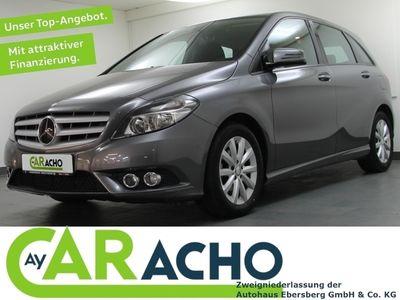 gebraucht Mercedes B180 BlueEfficiency ParkAssist AHK SHZ Leder