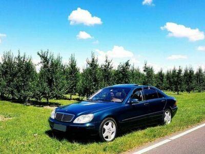 gebraucht Mercedes S500L MercedesLPG