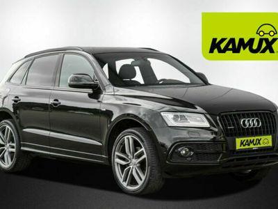 gebraucht Audi Q5 2.0 TDI quattro S-tronic S line Sport Plus +Navi +EURO 6