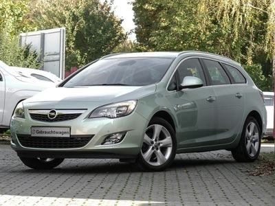 gebraucht Opel Astra 1.4 Turbo Sport Klima/Navi/PDC/ALU