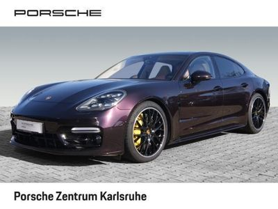 gebraucht Porsche Panamera Turbo 4.0 LED PCCB PDCC Standheizung