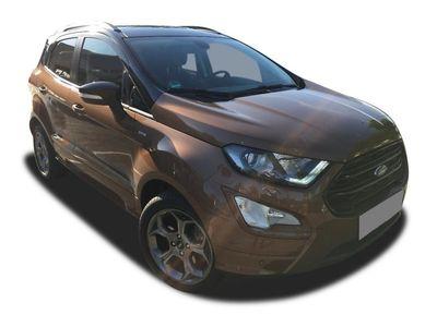 gebraucht Ford Ecosport EcoBoost ST-Line Euro 6 Klimaaut. Teill.